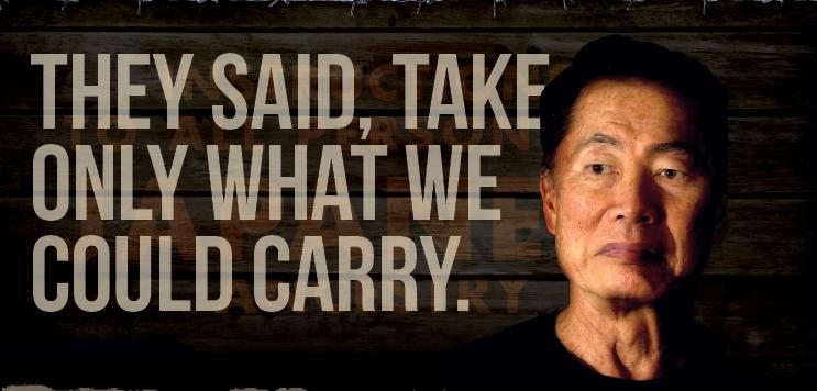 "George Takei will be performing alongside a star-studded cast of Asian American Broadway and TV actors in the upcoming musical, ""Allegiance"", which tells about life in an internment camp."