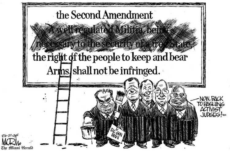the influence of the second amendment on the american society I don't vote on the second amendment obviously a society that doesn't respect the 2nd amendment right of the public to bear arms is the only right in.