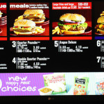 McDonald's To Post Calorie Information on Its Menu