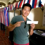 Daniel Dae Kim Hosts GOTV Contest; Is the Coolest Celebrity on the Planet
