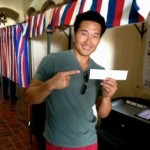 Daniel Dae Kim's #iVoted contest withdrawn; but you should vote anyways
