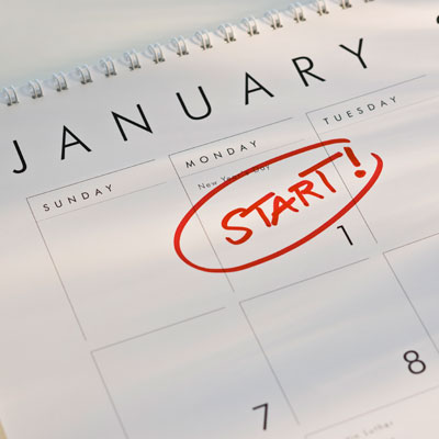 January 1st is the perfect time to make a resolution about the coming year. Here's how to make a resolution that'll stick.