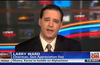 Larry Ward, chairman of Gun Appreciation Day.