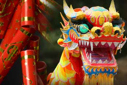 Next weekend, many Asian Americans will be celebrating the Lunar New Year, which this year marks the end of the Year of the Dragon and ushers in the Year of the Snake.
