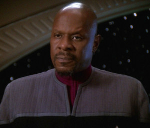 He is the Sisko.