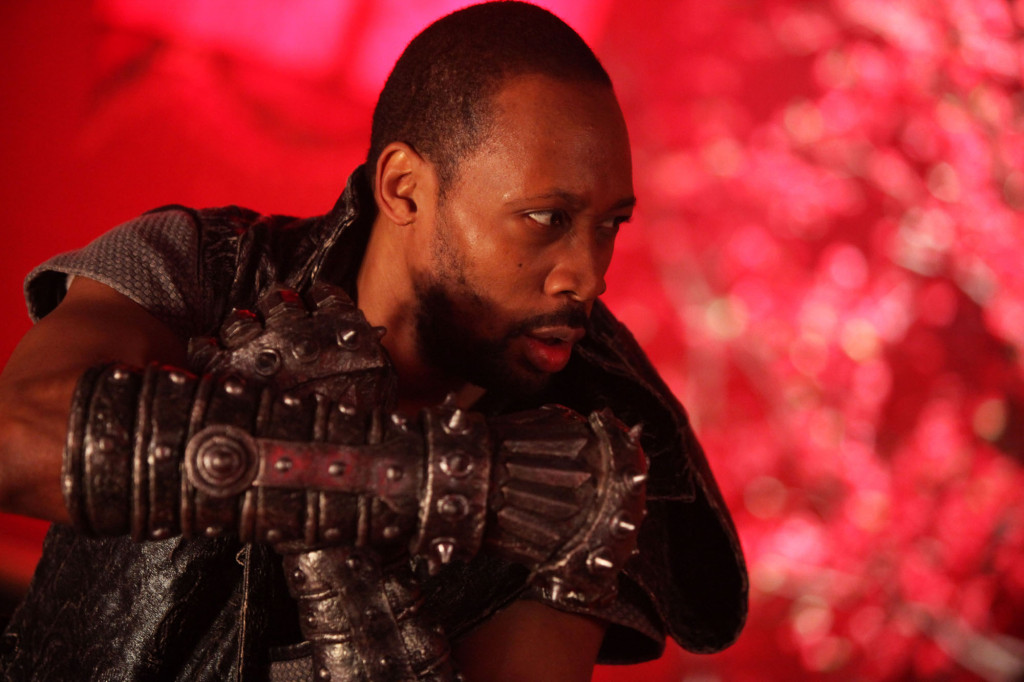 Thanks to this movie, we now know exactly what gets RZA off.