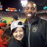 My Night at Fenway Park, and Asian American Fatherhood