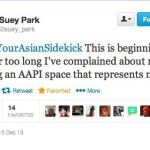 #NotYourAsianSidekick: Can a social movement start on Twitter?