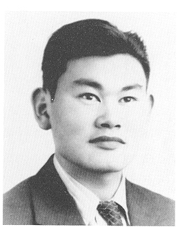 A young Fred Korematsu.