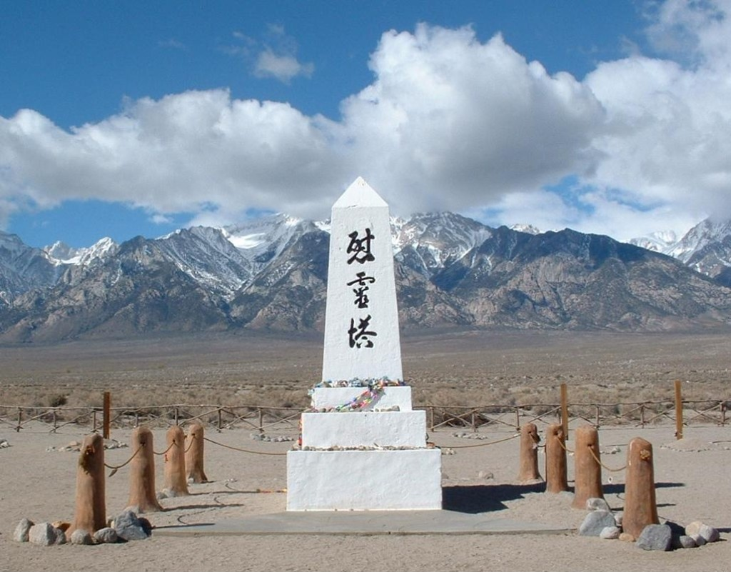 Manzanar_shrine