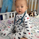 Baby Isaac is battling leukemia & needs your help!