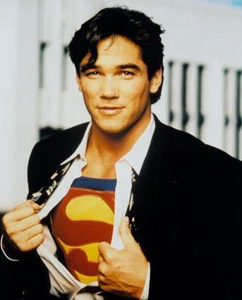 And I criticize Dean's Superman with great pain. He was my first childhood crush.