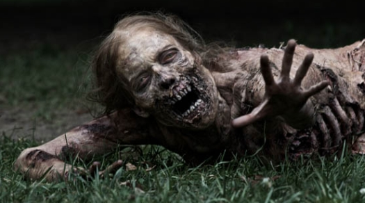 TWD-Episode101-Zombie-Grass