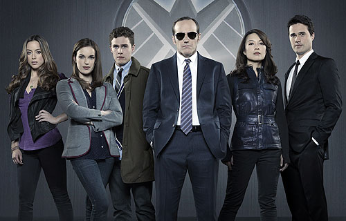 The protagonists of Agents of S.H.I.E.L.D.