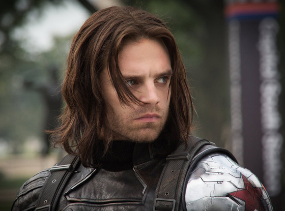 I do love Sebastian Stan, but god this Fabio hair was absurd.