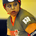 Faces of Asian America: Being A Roller Derby Rockstar | #APAHM2014