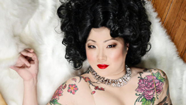 Margaret Cho might have something to say to Adam Carolla.