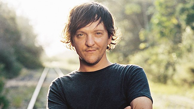 Chris Lilley, sans racial drag makeup.