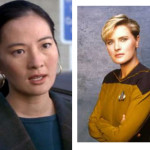 Alternate universe ST:TNG would've had Asian Americans as Data and Tasha Yar!