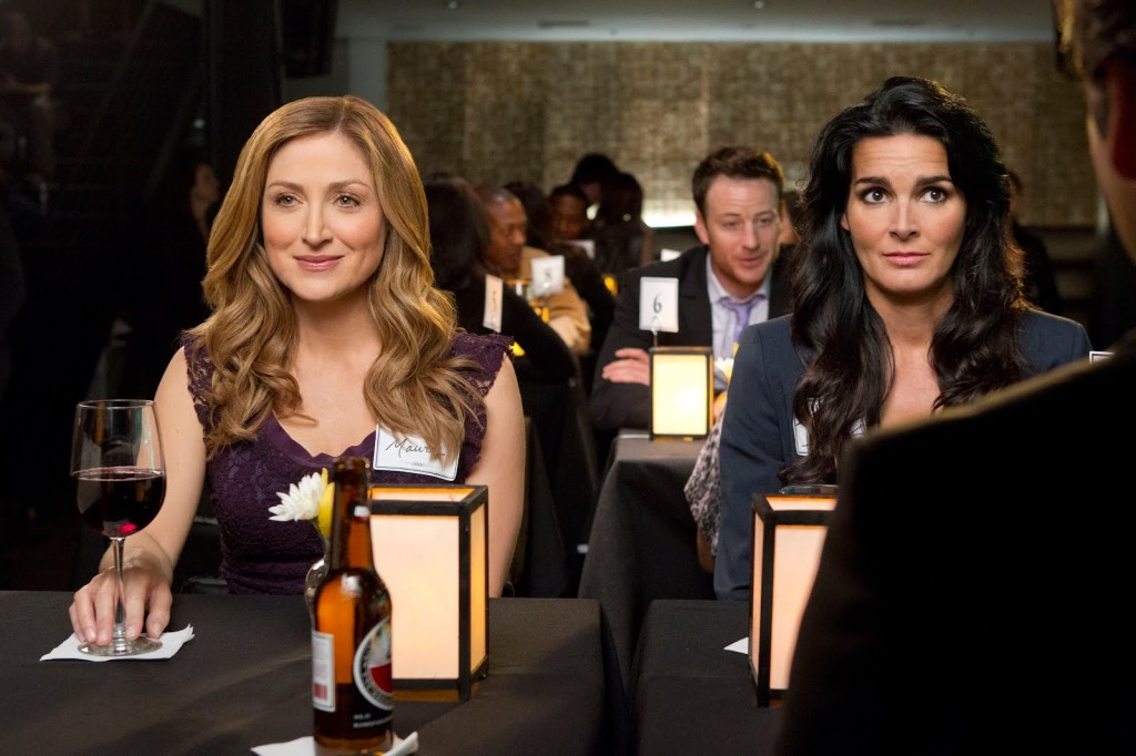 College admissions is like speed-dating: sometimes you're trying to impress Rizzoli, and three minutes later you need to impress Isles.