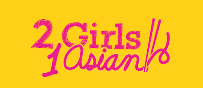 2girls-1asian-logo