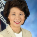 Elaine Chao Joins Trump's Cabinet as Secretary of Transportation