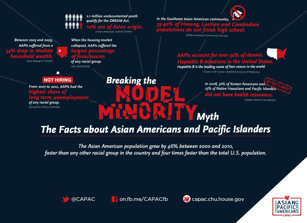 Asian Americans are no more racially exceptional than African Americans are racially pathological.