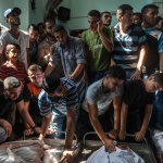 """After one month, here's the """"Butchers' Bill"""" for the Gaza Conflict"""