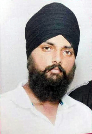 Sandeep Singh, victim of alleged racially motivated hit-and-run. Photo via The Sikh Coalition.