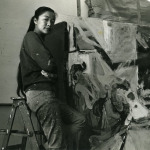 """Divided Attention"" explores life & art of pioneering Asian American queer artist Bernice Bing"