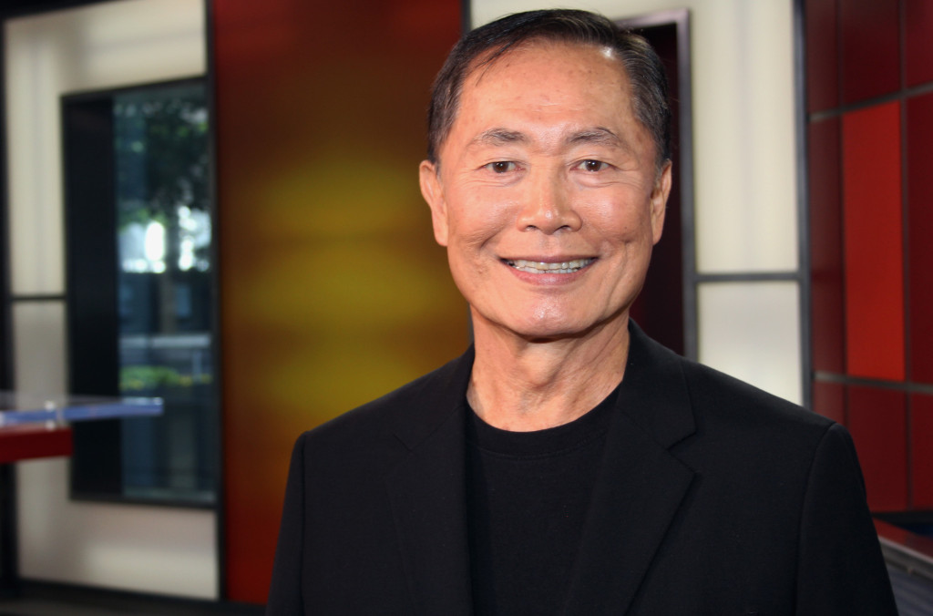 "George Takei Appears On ""The Morning Show"""