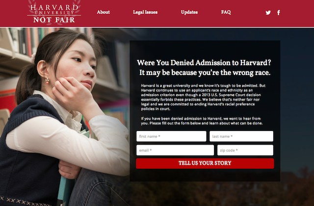 Conservative groups are now attempting to capitalize on the opposition of some Asian Americans to affirmative action.