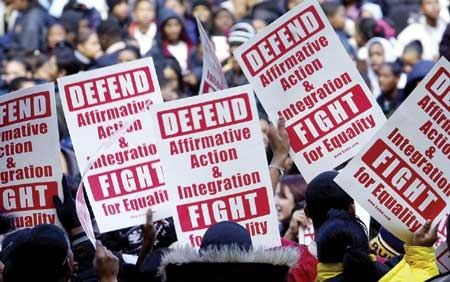 a study of affirmative action in california Affirmative action in california refers to the steps according to study federal nondiscrimination and affirmative action laws in california are enforced by.