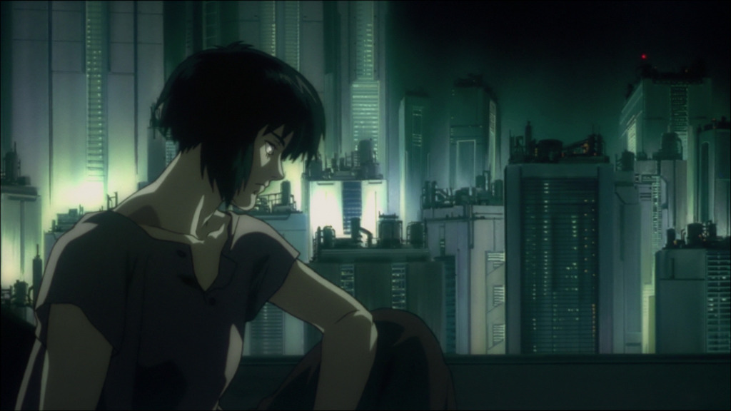 motoko-reflecting
