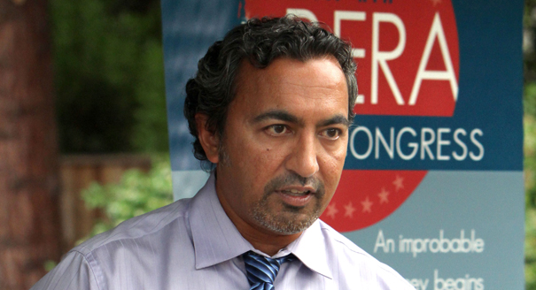 Representative Ami Bera lost his re-election campaign last night.