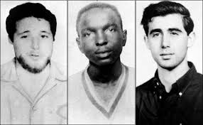 James Chaney, Andrew Goodman and Michael Schwerner -- freedom riders who were killed by the KKK in 1964 -- will also receive Medals today.