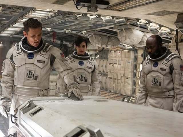 Interstellar features a diverse ensemble cast, most of whom play scientists or engineers.