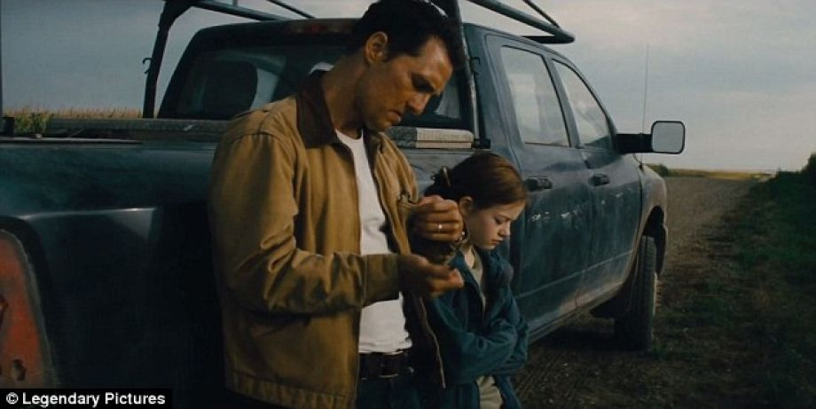Interstellar's Middle America imagery.