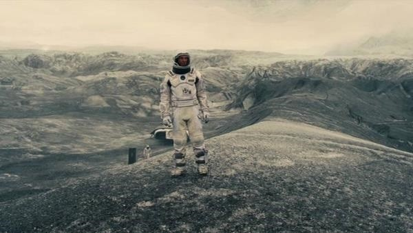 Interstellar offers a vision of an austere planet, as a welcome alternative to the blighted Earth.