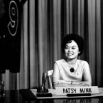Patsy Mink to be post-humously awarded the Presidential Medal of Freedom