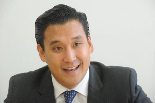 New Jersey Democratic challenger Roy Cho, who fought an unsuccessful bid to become Congressman in New Jersey.