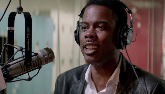 "Chris Rock in ""Top Five""."