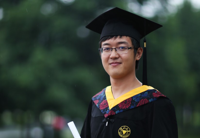USC graduate student Xinran Ji was murdered last year during a robbery attempt.