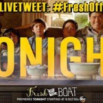 Today is #FreshOffTheBoat Day!
