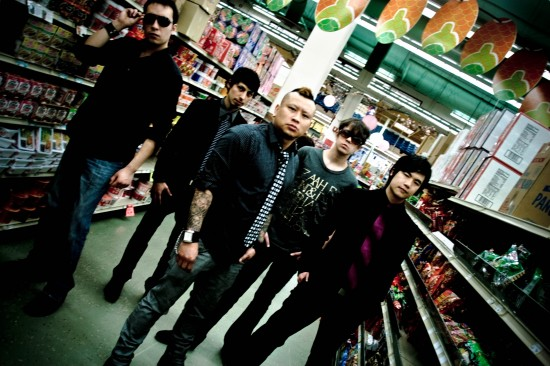 Asian American rock band, The Slants.