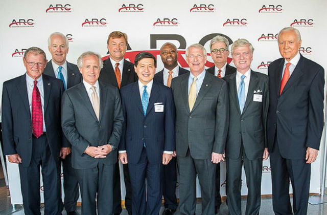 The Asian Republican Coalition, launched in 2014.