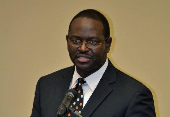 State Senator and Reverend Clementa Pinckney, one of nine killed at Mother Emmanuel AME Church last night.