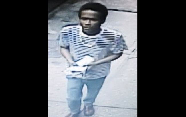 The unknown assailant who has attacked four Asian American women over the last week.