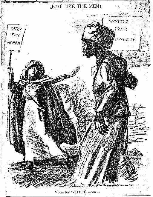 A political cartoon appearing in the New York Tribune on March 1, 1913.