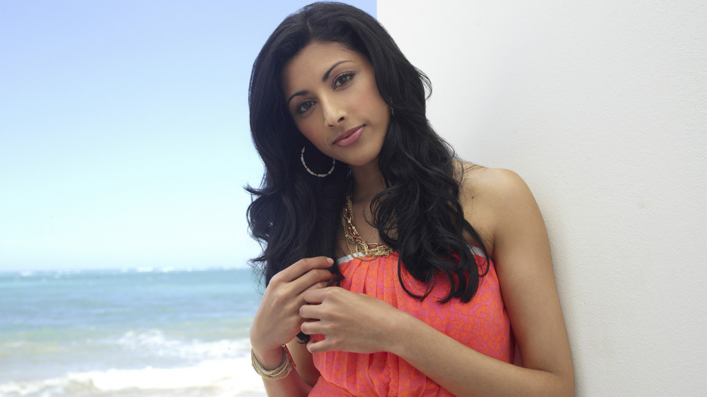 "Actress Reshma Shetty plays Divya Katare in USA's ""Royal Pains"". (Photo credit: Williams & Hirakawa/USA Network)"